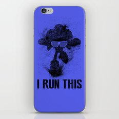 Sonic Boss Black Version iPhone & iPod Skin