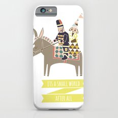 Its a Small World iPhone 6s Slim Case