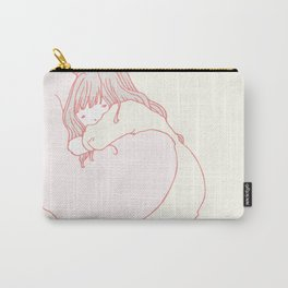 sleepiness Carry-All Pouch