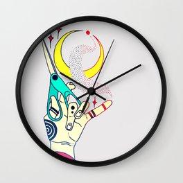 Scissor Wall Clock
