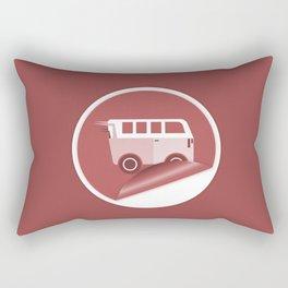 Mini Van Rectangular Pillow