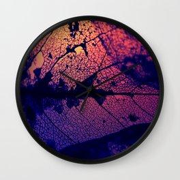 Sunsetion Wall Clock