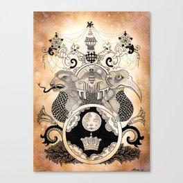 Materia VII Canvas Print