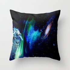 Tantra Universum Throw Pillow