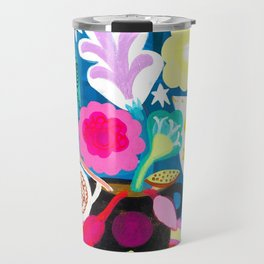 POP bouquet Travel Mug