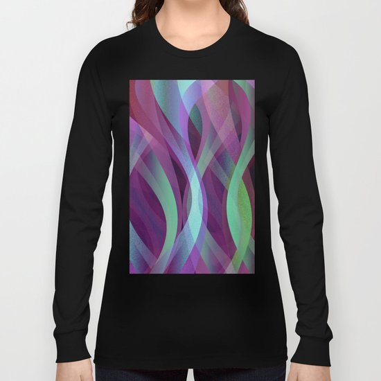 Abstract background G134 Long Sleeve T-shirt