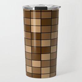 Dirt Grid Travel Mug