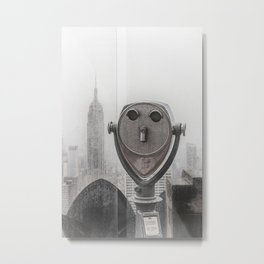 Empire State NYC Metal Print