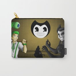 Jacksepticeye in Bendy and the Ink Machine Carry-All Pouch