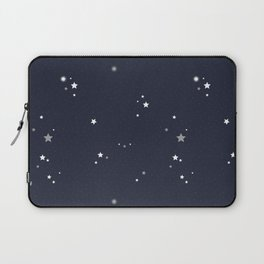 Starry Night Sky Laptop Sleeve