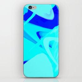 Aqua State iPhone Skin