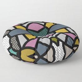 PopArt Tile 2 Floor Pillow