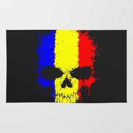 Romanian skull Rug