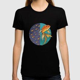 Goldfish & Goldfish School T-shirt
