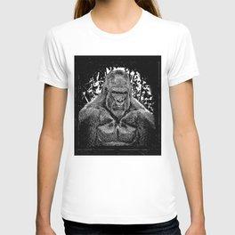 Primate Models: Mad Gorillas 01-02 T-shirt