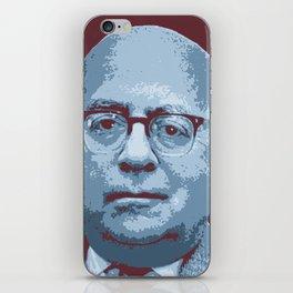 Theodor W. Adorno iPhone Skin