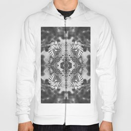 bees black and white Hoody