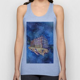 King's Head Hotel, Coventry Unisex Tank Top