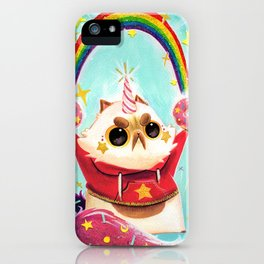 Donut Power! iPhone Case