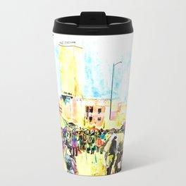La marcha de Bogotá Travel Mug