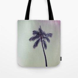 palm tree ver.vintage Tote Bag