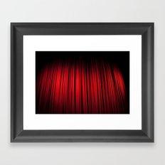 Theatre  Framed Art Print