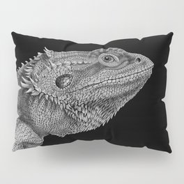 Bearded Dragon Pillow Sham