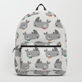 Rhinos with bow ties Backpack
