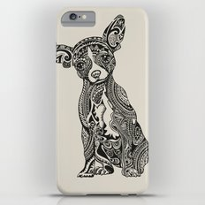 Polynesian Chihuahua iPhone 6s Plus Slim Case