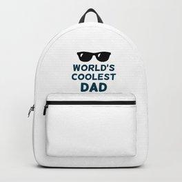 World's Coolest Dad Backpack