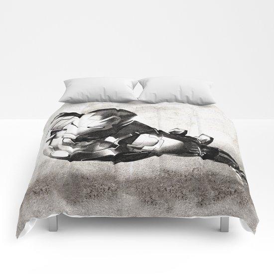 Iron Man III Comforters