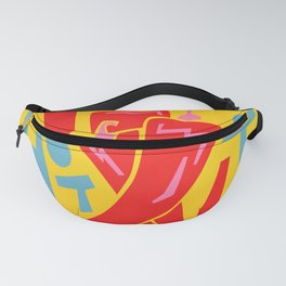 Hot Chilli Fanny Pack
