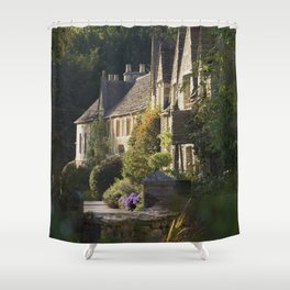 Not the manor Shower Curtain