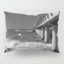 Sea Geometry Pillow Sham