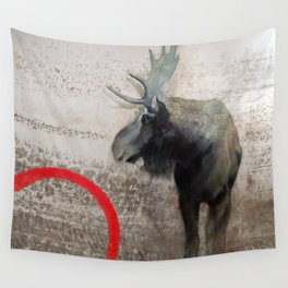 At Ease Wall Tapestry