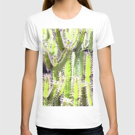 Cactus of desert plants T-shirt