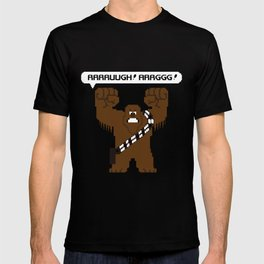 Rrrruugh! Arrggg! (Chewbacca) T-shirt