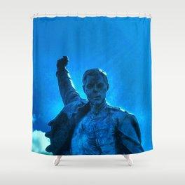 The Legend Shower Curtain
