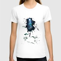sharks T-shirts featuring Sharks by Naomi Bardoff