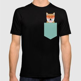 Shiba Inu Love - Gifts for pet owners dog person gifts shiba inu gifts customizable dog gifts cute T-shirt