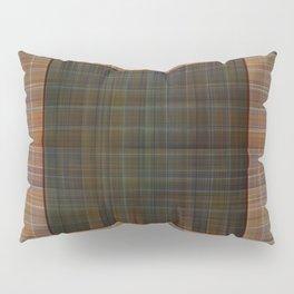 Patched plaid tiles pattern Pillow Sham