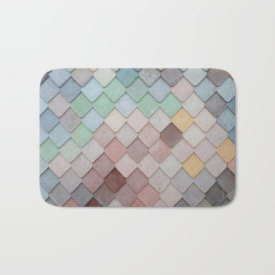 Urban Mosaic Bath Mat