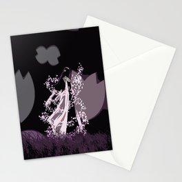 Byakuya Kuchiki Stationery Cards