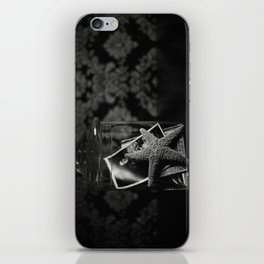 from a summer at the shore iPhone Skin