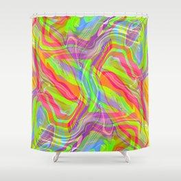 Undescribed Shower Curtain