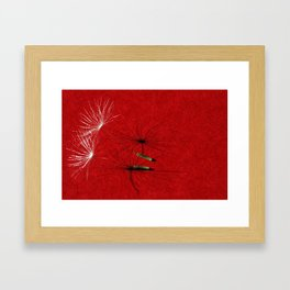 Duo Framed Art Print