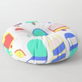 Summer! Floor Pillow
