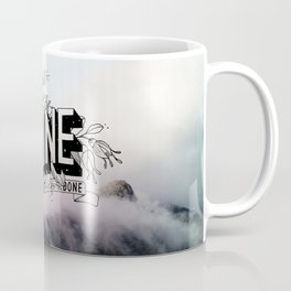 Rise and Shine and get shit done Coffee Mug
