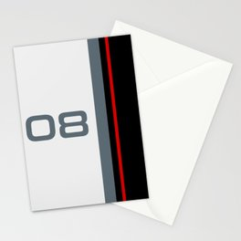 308 Racing Cup Livery Stationery Cards