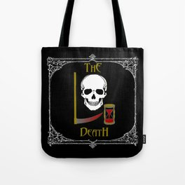 Tarot : The Death Tote Bag